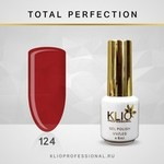 Купить Klio Professional, Гель-лак Total Perfection №124 (8 мл)