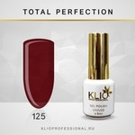 Купить Klio Professional, Гель-лак Total Perfection №125 (8 мл)