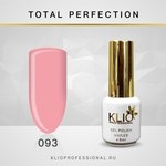Купить Klio Professional, Гель-лак Total Perfection №93 (8 мл)
