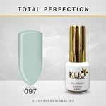Купить Klio Professional, Гель-лак Total Perfection №97 (8 мл)