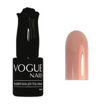 Vogue Nails, База Rubber, розовая, 10 мл