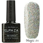 Гель-лак Magic Glitter Elpaza 01