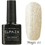 Гель-лак Magic Glitter Elpaza 02