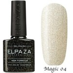 Гель-лак Magic Glitter Elpaza 04