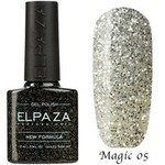 Гель-лак Magic Glitter Elpaza 05
