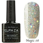 Гель-лак Magic Glitter Elpaza 08