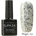 Гель-лак Magic Glitter Elpaza 09