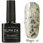 Гель-лак Magic Glitter Elpaza 10