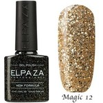 Гель-лак Magic Glitter Elpaza 12