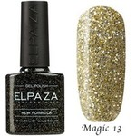 Гель-лак Magic Glitter Elpaza 13
