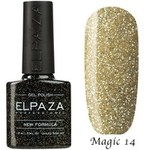 Гель-лак Magic Glitter Elpaza 14