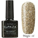 Гель-лак Magic Glitter Elpaza 16