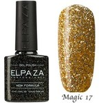 Гель-лак Magic Glitter Elpaza 17
