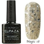 Гель-лак Magic Glitter Elpaza 18