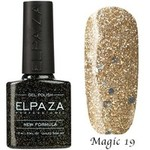 Гель-лак Magic Glitter Elpaza 19