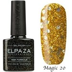 Гель-лак Magic Glitter Elpaza 20