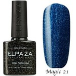 Гель-лак Magic Glitter Elpaza 21
