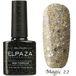 Гель-лак Magic Glitter Elpaza 22