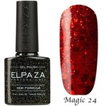 Гель-лак Magic Glitter Elpaza 24