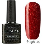 Гель-лак Magic Glitter Elpaza 25