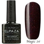 Гель-лак Magic Glitter Elpaza 26
