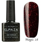 Гель-лак Magic Glitter Elpaza 28