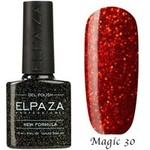 Гель-лак Magic Glitter Elpaza 30
