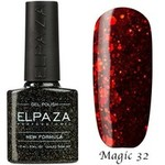 Гель-лак Magic Glitter Elpaza 32