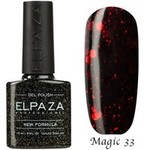 Гель-лак Magic Glitter Elpaza 33