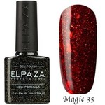 Гель-лак Magic Glitter Elpaza 35