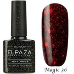 Гель-лак Magic Glitter Elpaza 36