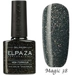 Гель-лак Magic Glitter Elpaza 38
