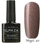 Гель-лак Magic Glitter Elpaza 40