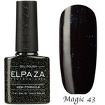 Гель-лак Magic Glitter Elpaza 43