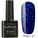Гель-лак Magic Glitter Elpaza 47