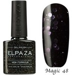 Гель-лак Magic Glitter Elpaza 48
