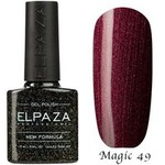 Гель-лак Magic Glitter Elpaza 49