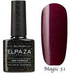 Гель-лак Magic Glitter Elpaza 51