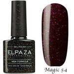 Гель-лак Magic Glitter Elpaza 54
