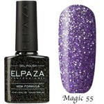 Гель-лак Magic Glitter Elpaza 55