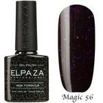 Гель-лак Magic Glitter Elpaza 56
