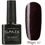 Гель-лак Magic Glitter Elpaza 57
