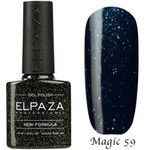 Гель-лак Magic Glitter Elpaza 59