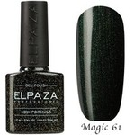 Гель-лак Magic Glitter Elpaza 61