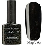 Гель-лак Magic Glitter Elpaza 62