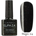 Гель-лак Magic Glitter Elpaza 64