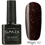Гель-лак Magic Glitter Elpaza 67