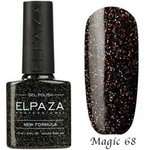 Гель-лак Magic Glitter Elpaza 68