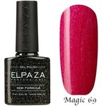 Гель-лак Magic Glitter Elpaza 69