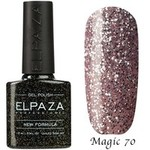 Гель-лак Magic Glitter Elpaza 70
